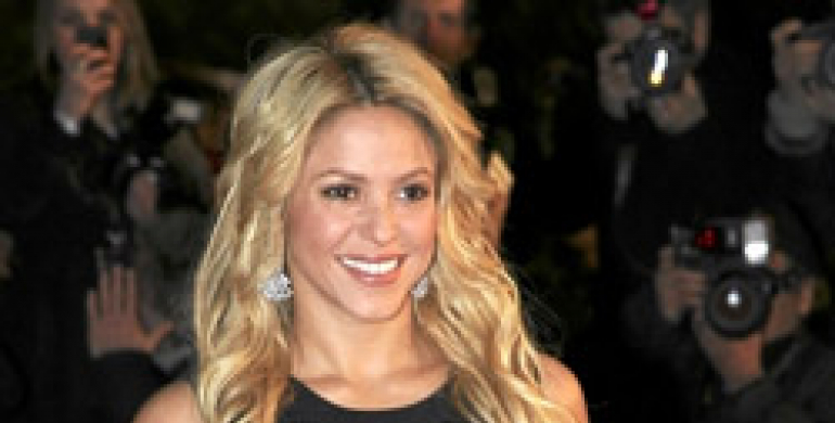 Shakira NRJ Music Awards