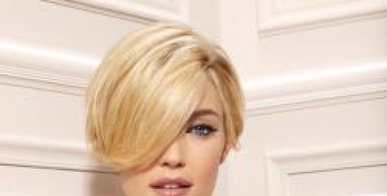 Coiffure 2013 Franck Provost : Cheveux blons, coupe garçonne - Femmezine.fr