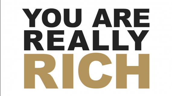 You are really rich You don't know it yet Steve Henry