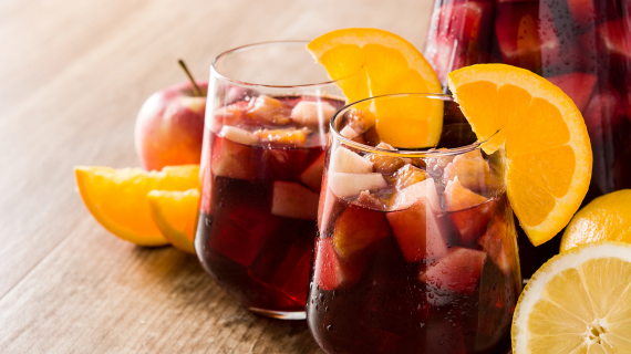 Cocktail Sangria